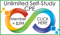 Surgent's unlimited self-study package includes over 200 courses, each from 2-16 credits.